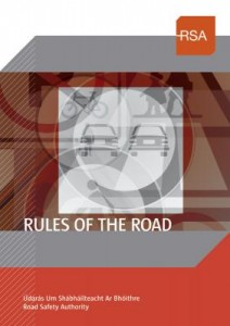 Rules of the Road Book